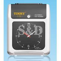 TIMMY T-7S 6 Column Time Recorder 全自動雙色 6欄咭鐘機