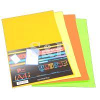 Self Adhesive Fluorescent Label 螢光自動黏貼紙